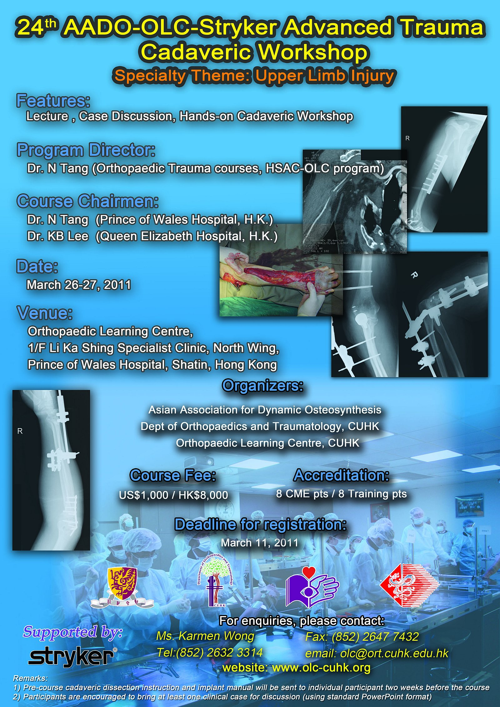 asian association for dynamic osteosynthesis International collaboration of orthopaedic nursing ( icon ) conference 2016 cum the 9th biennial orthopaedic nursing conference 2016 28 - 29 october 2016.